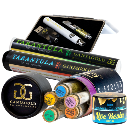 Premium Cannabis Products