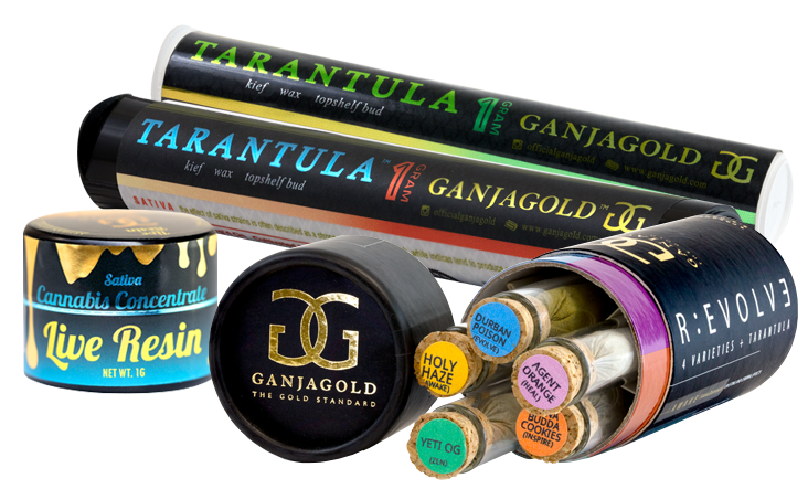 Ganja Gold - Premium Cannabis Products